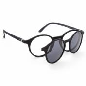 Gafas con filtro azul para ordenador didinsky uffizi graphite con clip solar