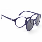 Gafas de lectura didinsky uffizi indigo con filtro azul para ordenador y con clip solar