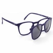 Gafas de lectura didinsky tate indigo con filtro azul para ordenador  con clip solar