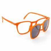 Gafas de lectura didinsky tate carrot con filtro azul para ordenador y con clip solar