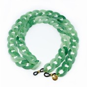 Cordon gafas chain verdeagua