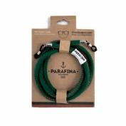 Cordon de gafas parafina verde