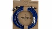 Cordon de gafas parafina azul marino
