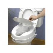 Ayudas dinamicas elevador baño con tapa ad509b lux