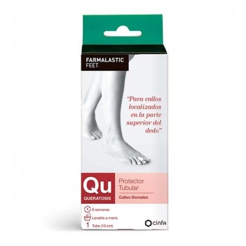 Protector tubular - farmalastic feet (t-peq)