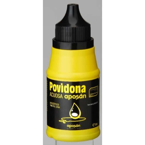 Povidona - aposan (1 frasco 50 ml)
