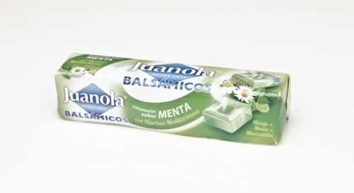 Juanola caramelos menta vit c y hierbas med (32.4 g)