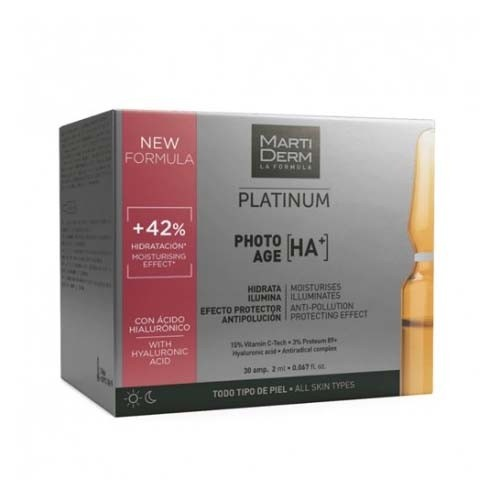 Martiderm photo age 2 ml 30 amp