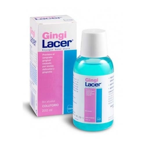 GINGILACER COLUTORIO (200 ML)