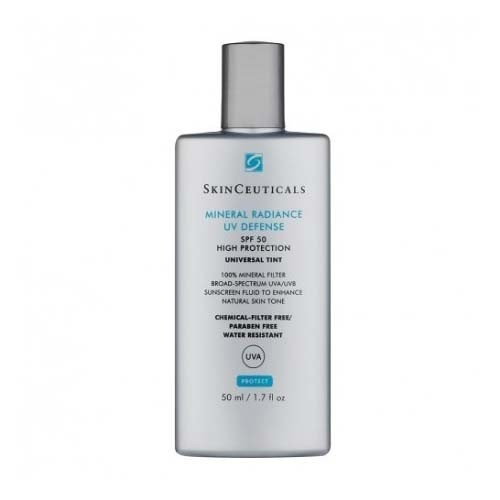 Skinceuticals mineral radiance - uv defense alta proteccion spf 50 (50 ml) +