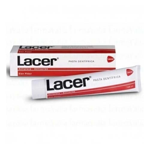 Lacer pasta dentifrica (50 ml)