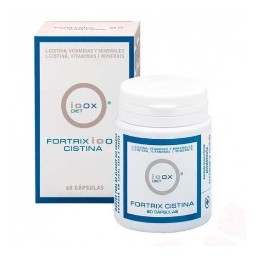 Fortrix ioox cistina (60 capsulas)