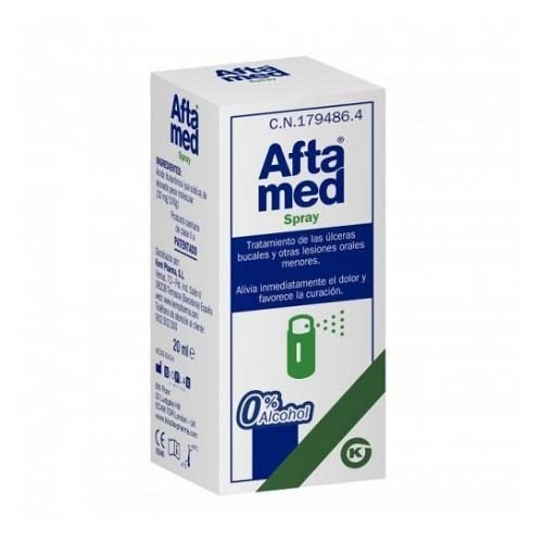 Aftamed spray (20 ml)
