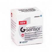 Tiras reactivas glucemia - glucocard  g sensor (50 tiras reactivas)