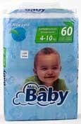 Maybaby pañal infantil (tumbado 60 u)